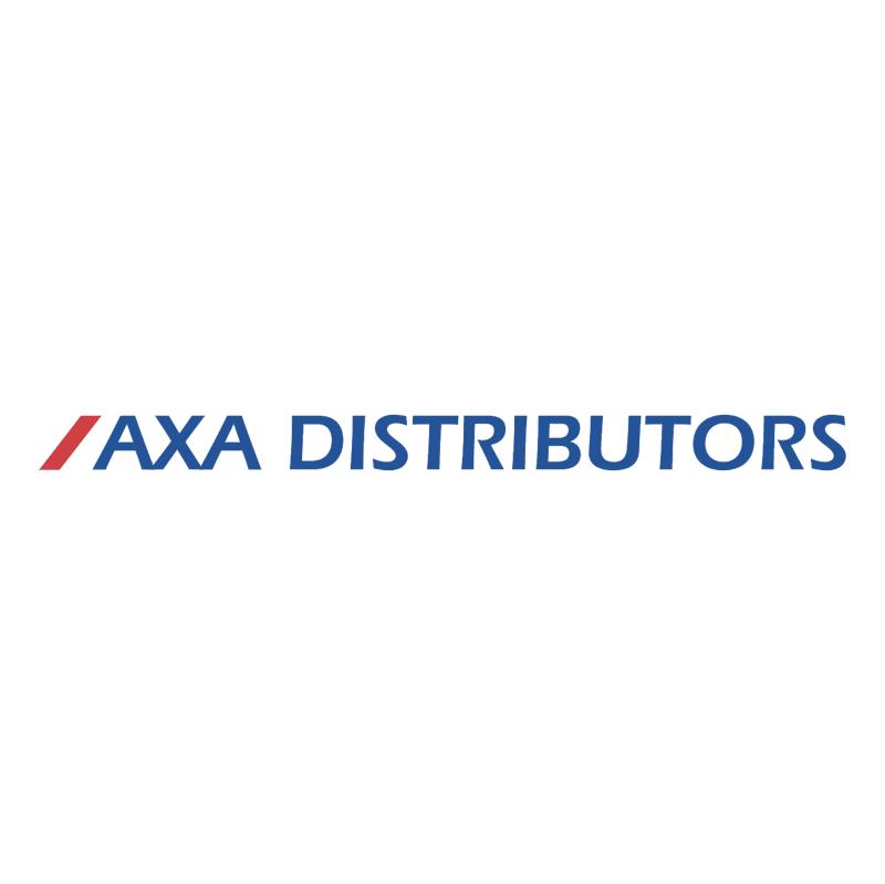 AXA Distributors vector