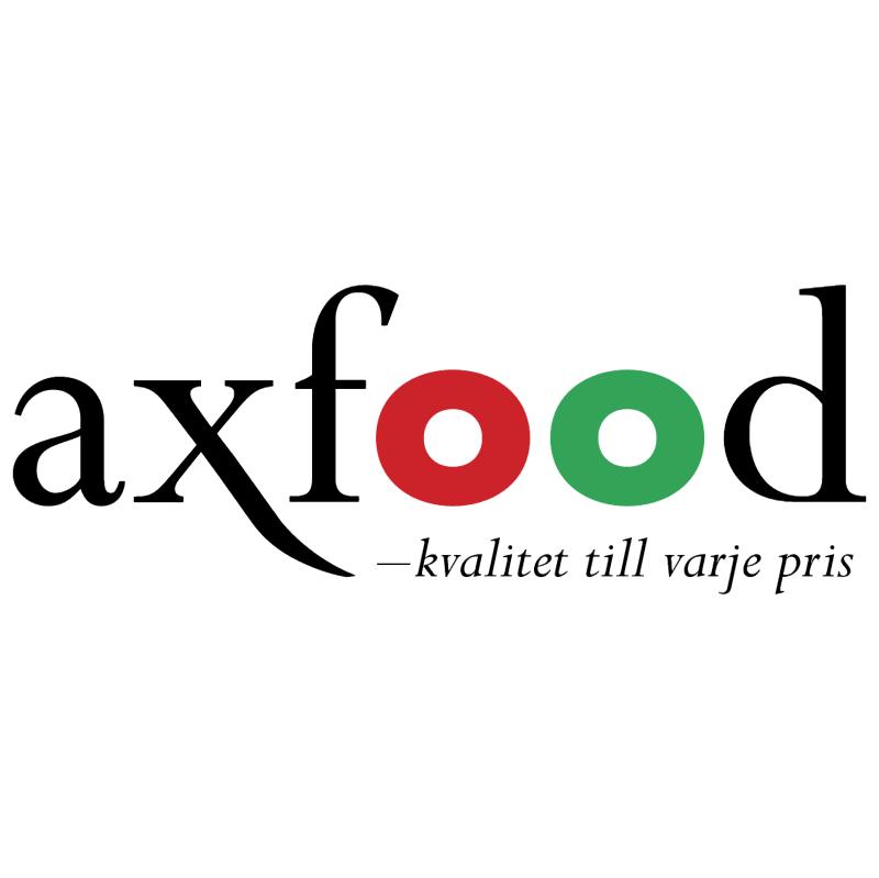 Axfood 29090 vector