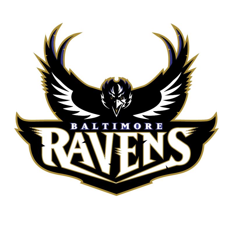 Baltimore Ravens 43090 vector