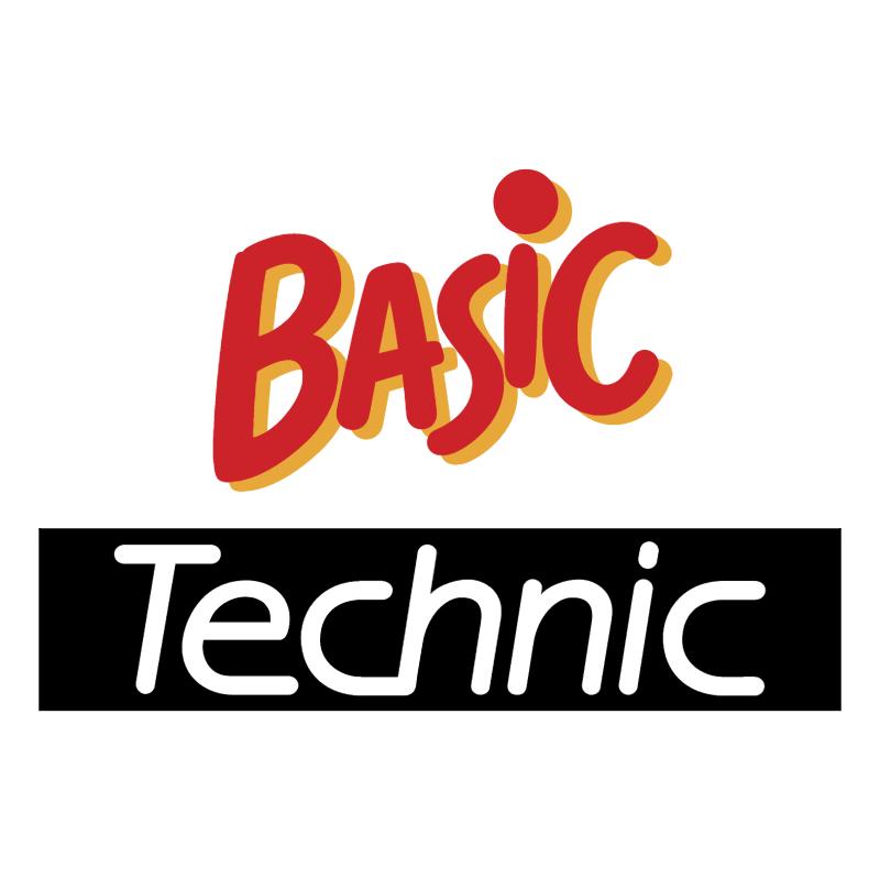 Basic Technic 41822 vector