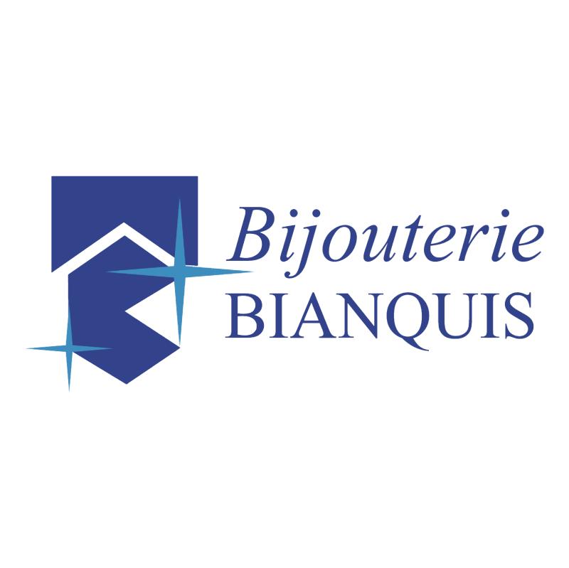 Bijouterie Bianquis vector