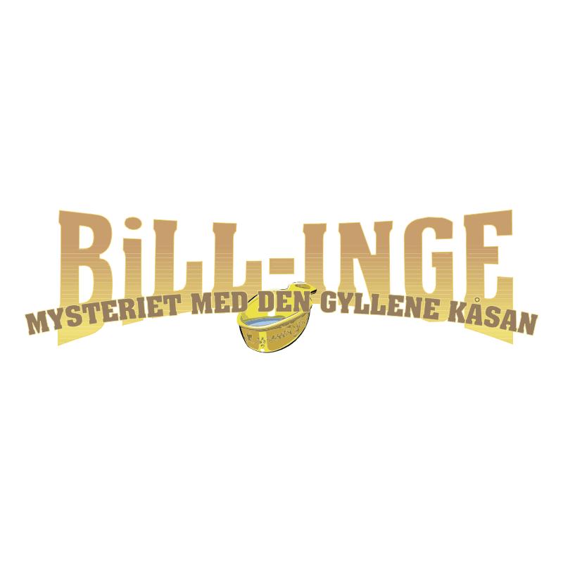 Bill Inge vector logo