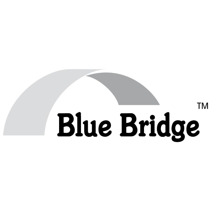 Blue Bridge 27890 vector