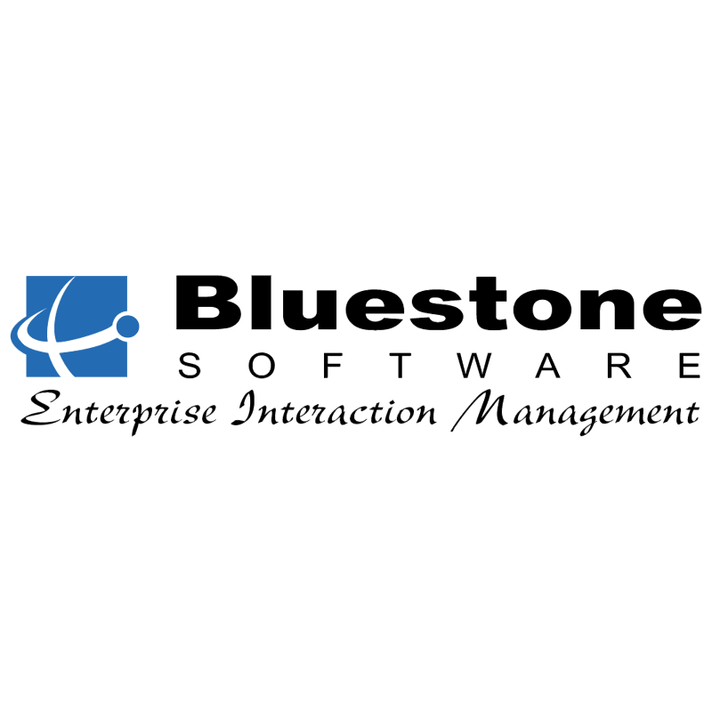 Bluestone Software vector