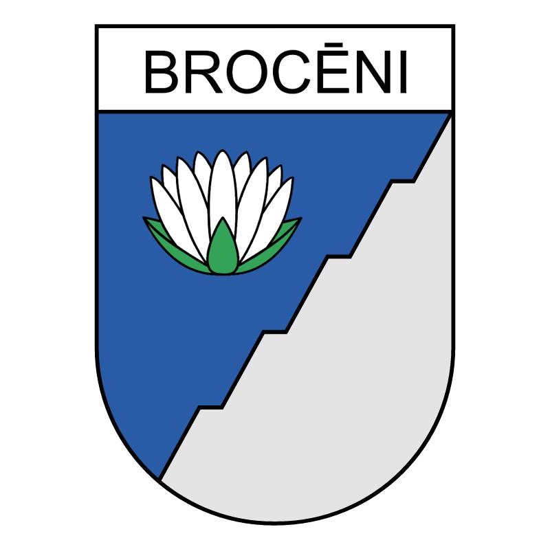Broceni 74000 vector