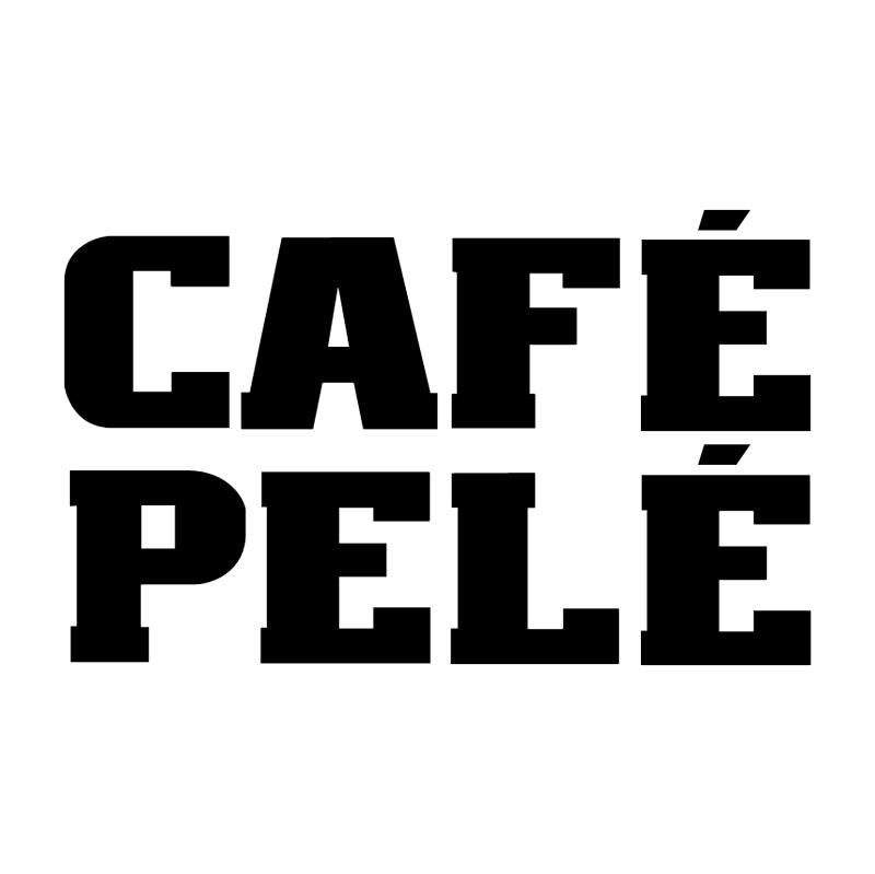 Cafe Pele vector