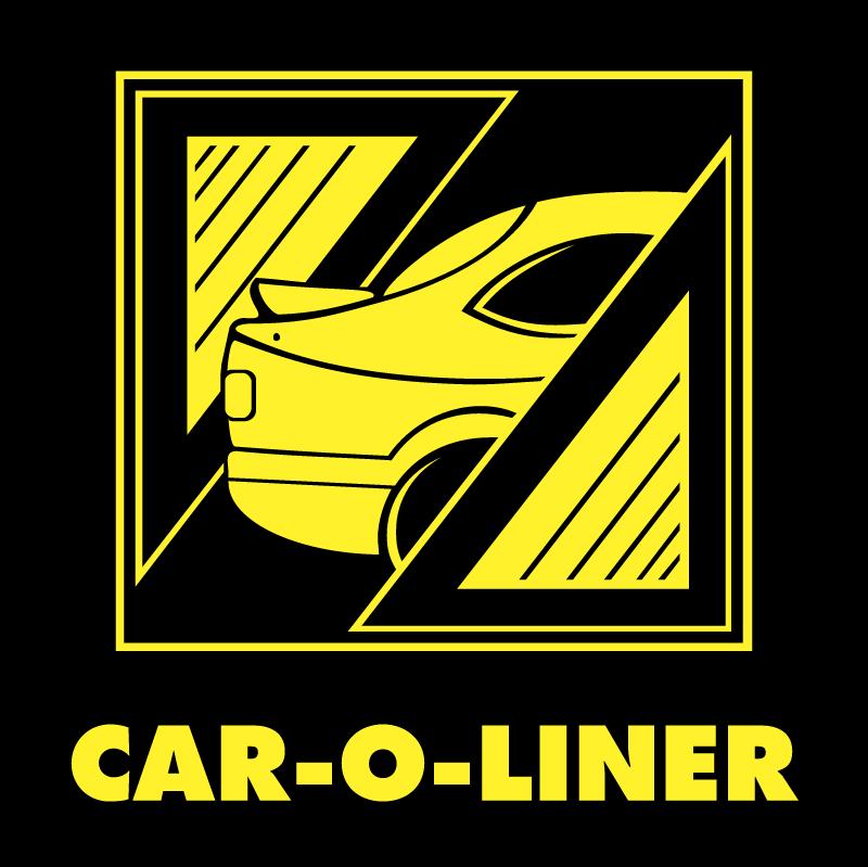 Car O Liner vector logo