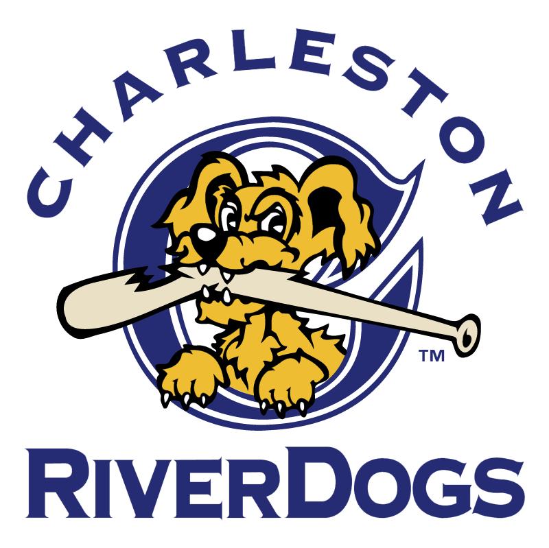 Charleston RiverDogs vector logo