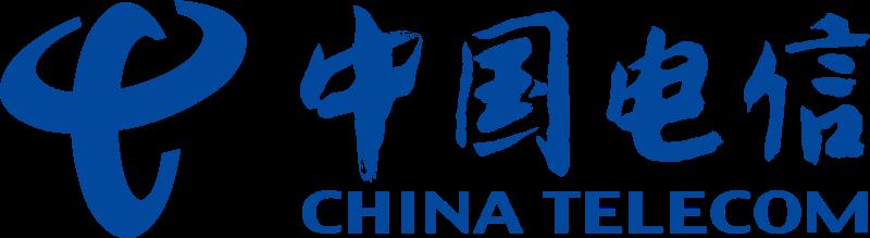 China Telecom vector logo
