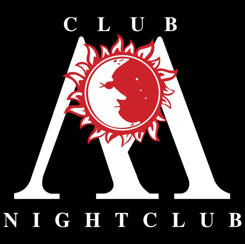 Club Nightclub vector