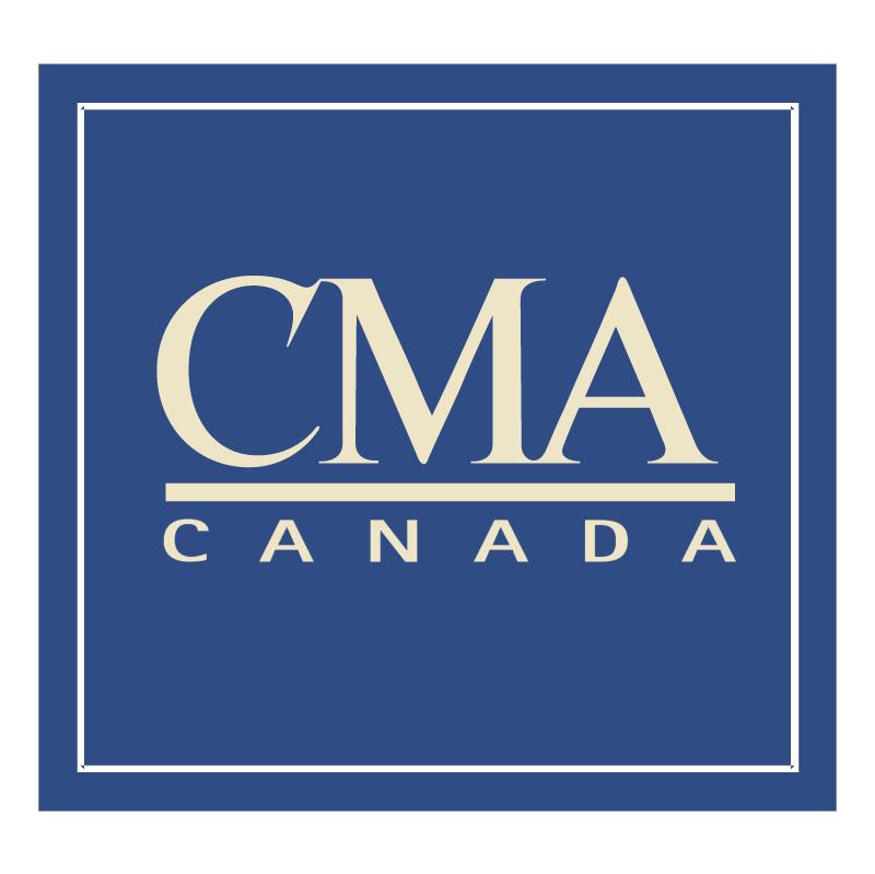 CMA Canada vector