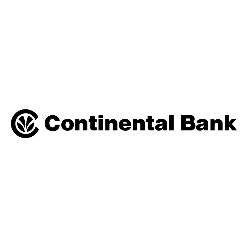 Continental Bank vector