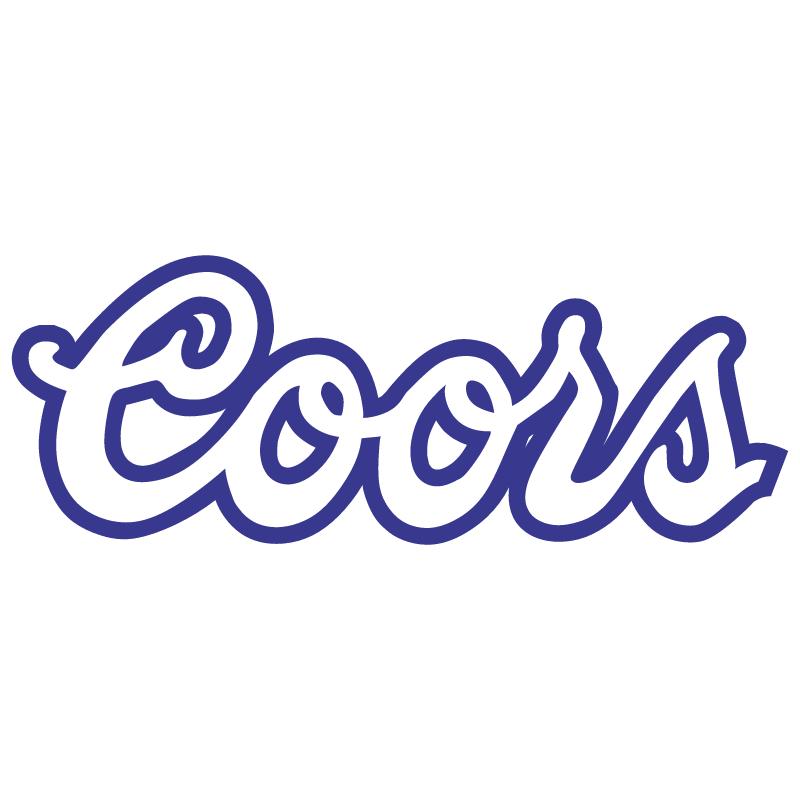 Coors 1299 vector