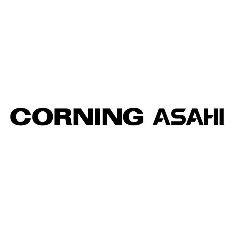 Corning Asahi vector