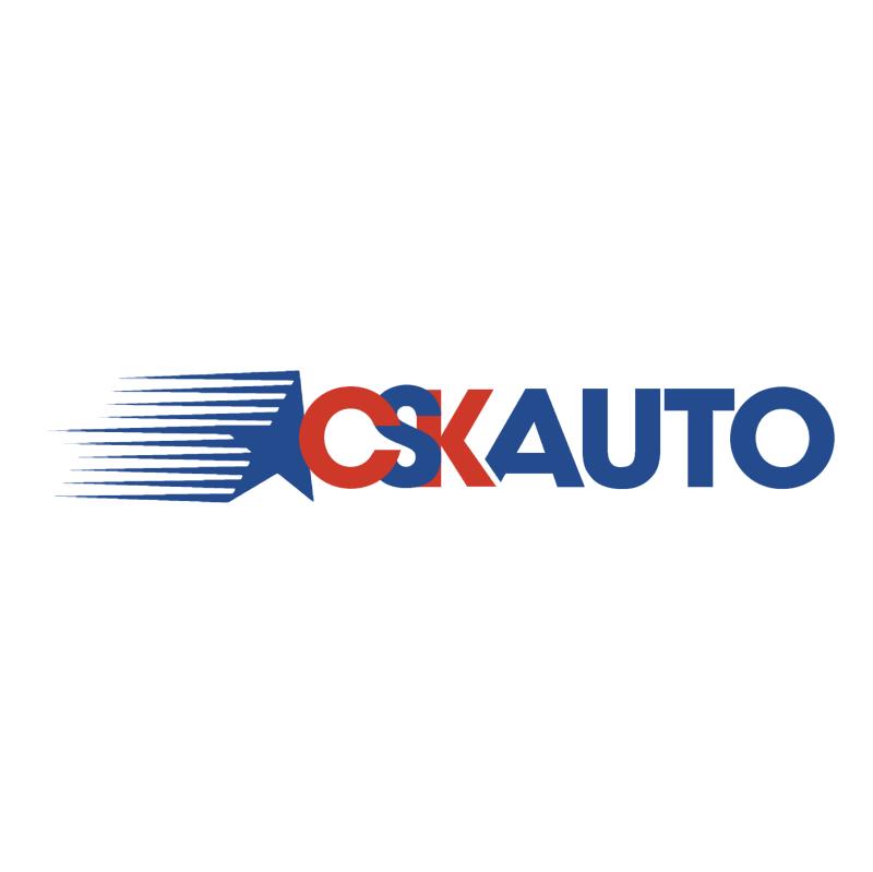 CSK Auto vector