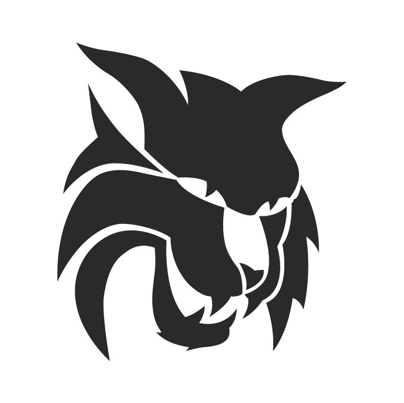 CWU Wildcat vector