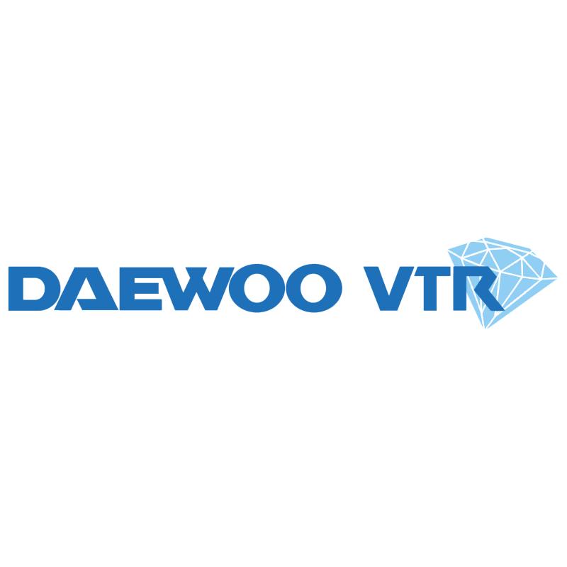 Daewoo VTR vector