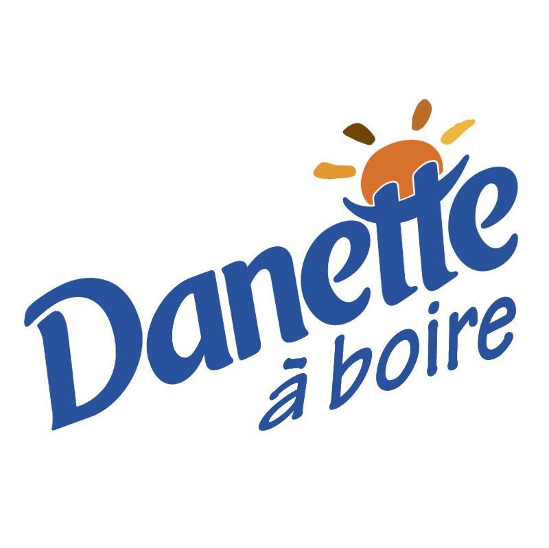 Danette vector logo