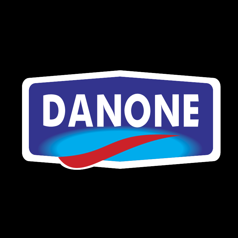 Danone vector logo
