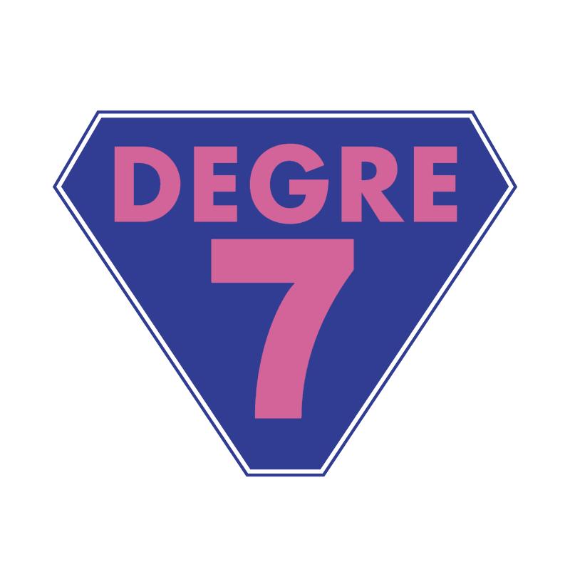 Degre 7 vector