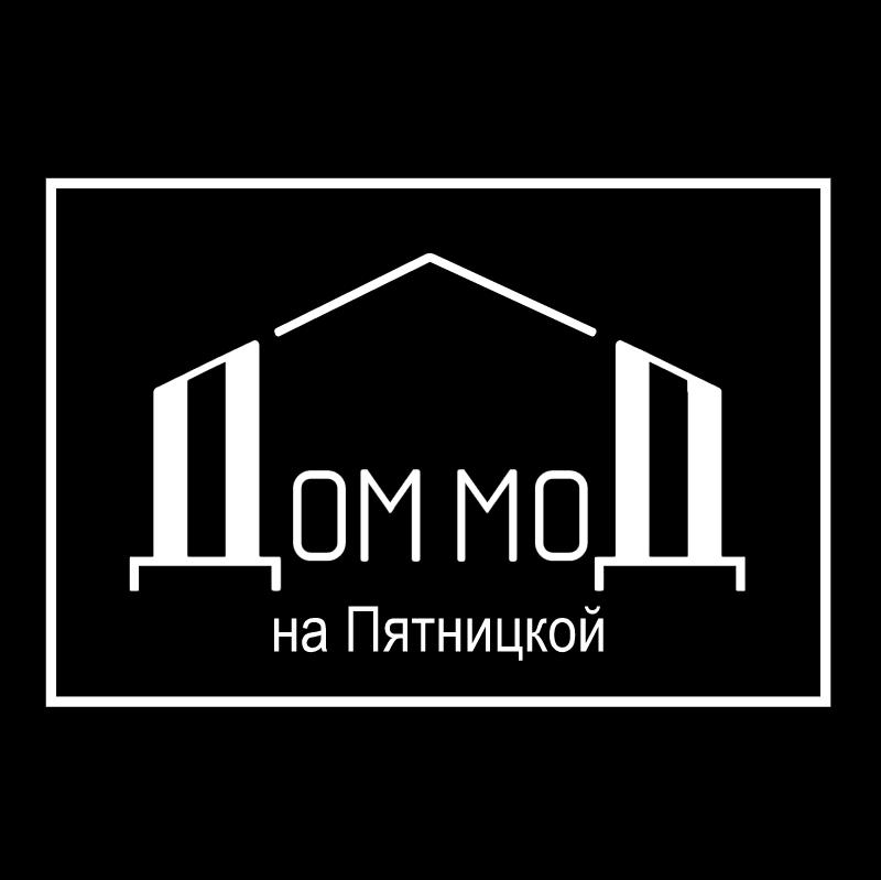 Dom Mod na Nyatnitckoy vector logo