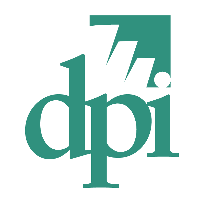 DPI vector logo