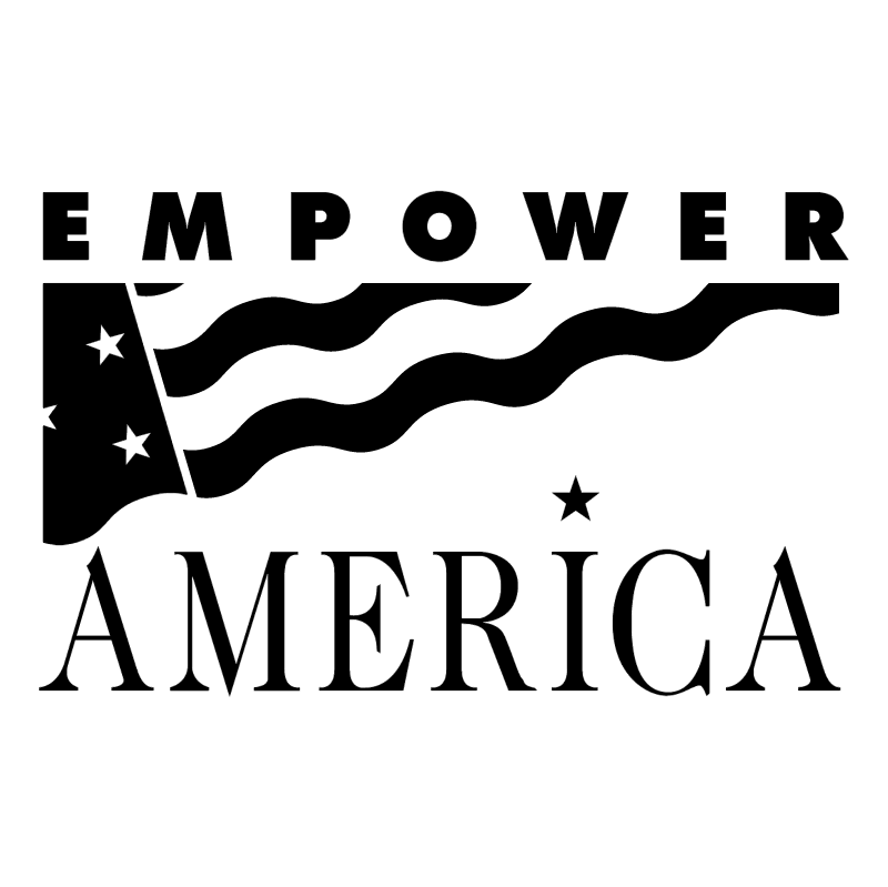 Empower America vector logo