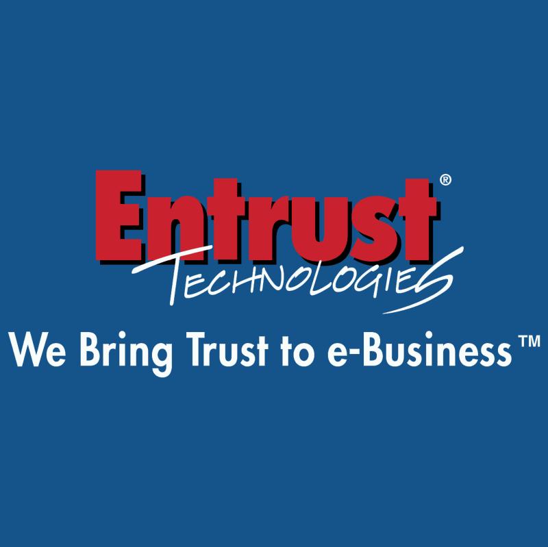 Entrust Technologies vector