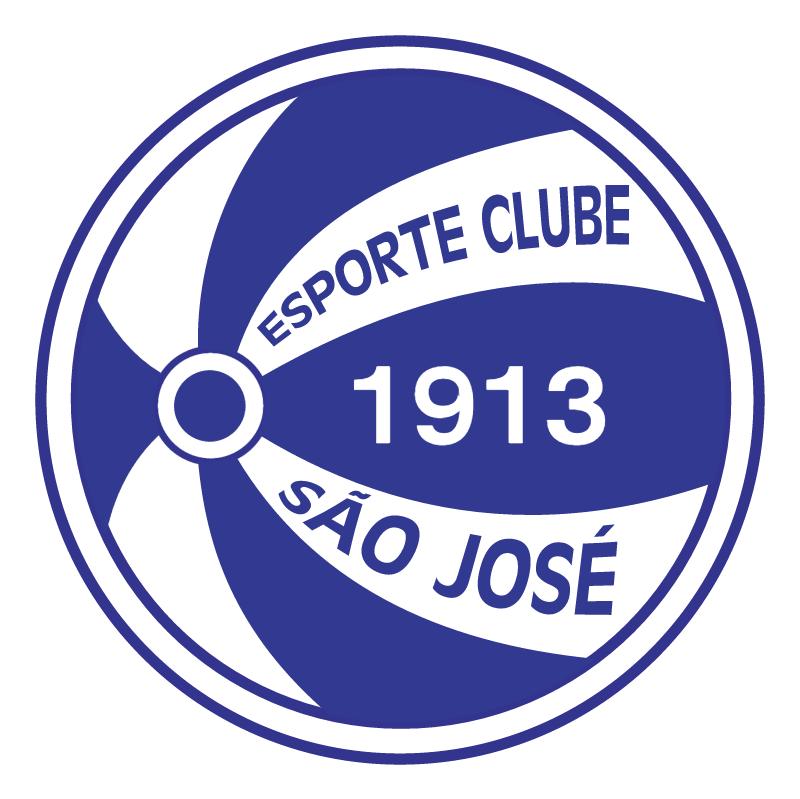 Esporte Clube Sao Jose de Porto Alegre RS vector