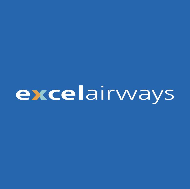 Excel Airways vector