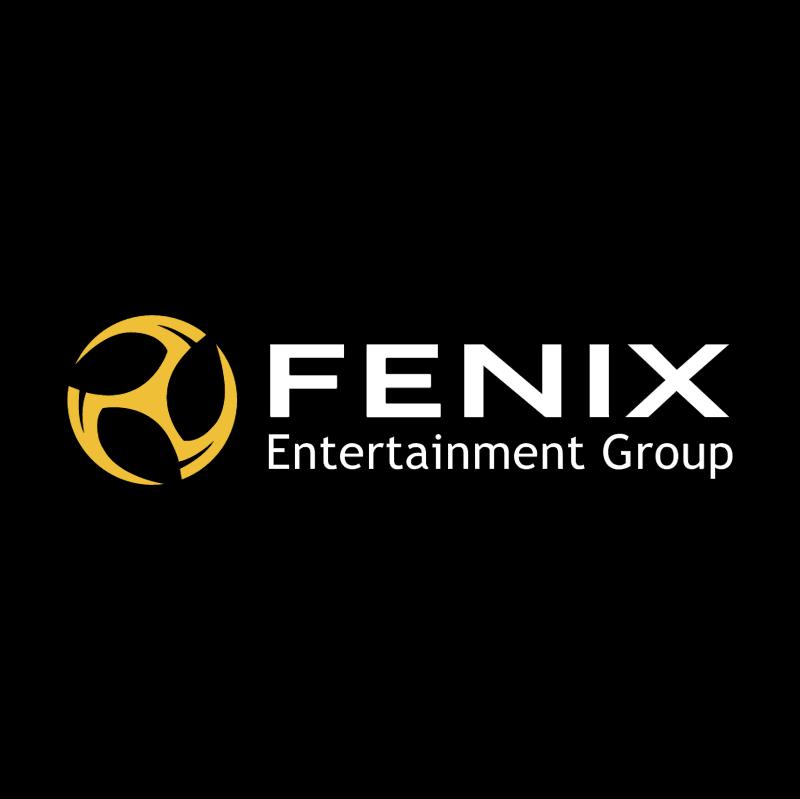 Fenix Entertainment Group vector logo