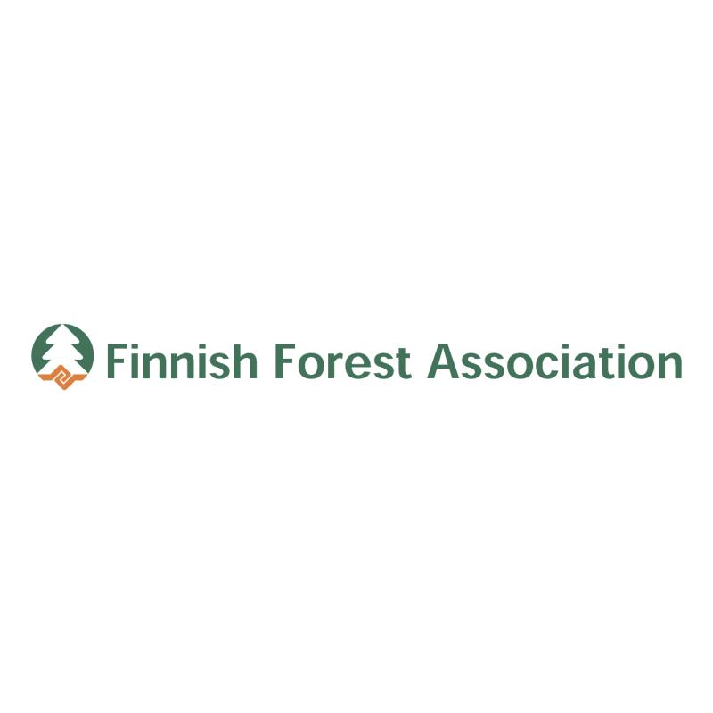 Finnish Forest Association vector logo