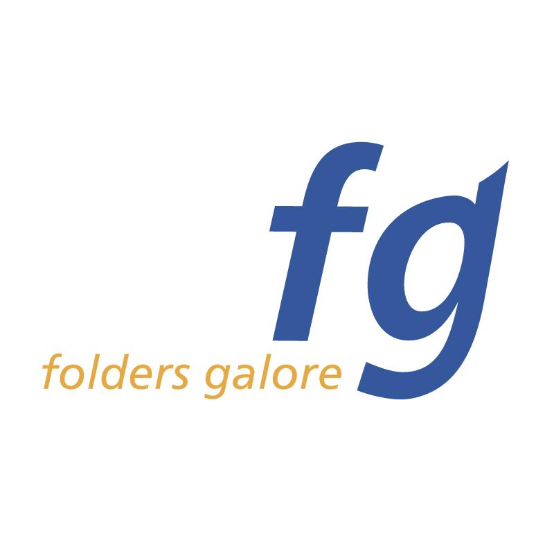 Folders Galore vector