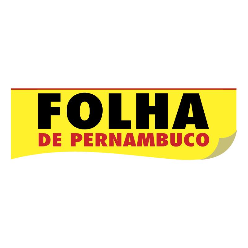 Folha de Pernambuco vector