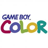 Game Boy Color vector