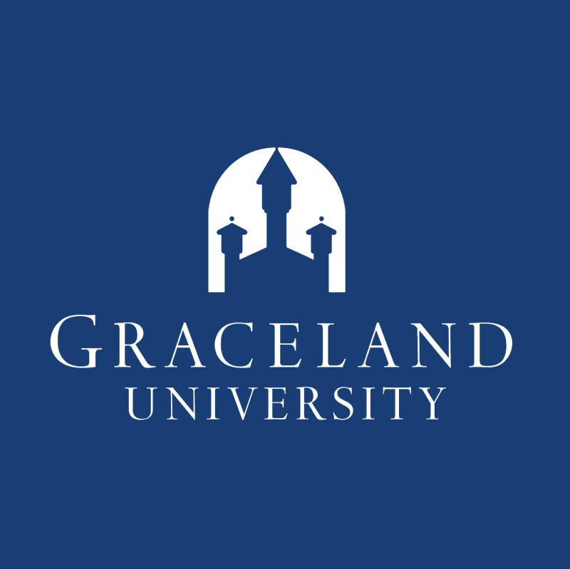 Graceland University vector