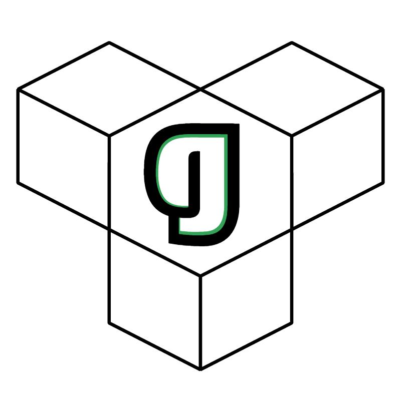 Green Computer vector