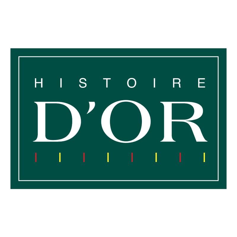 Histoire D'Or vector logo