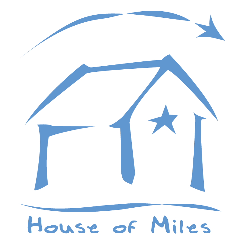 House of Miles vector