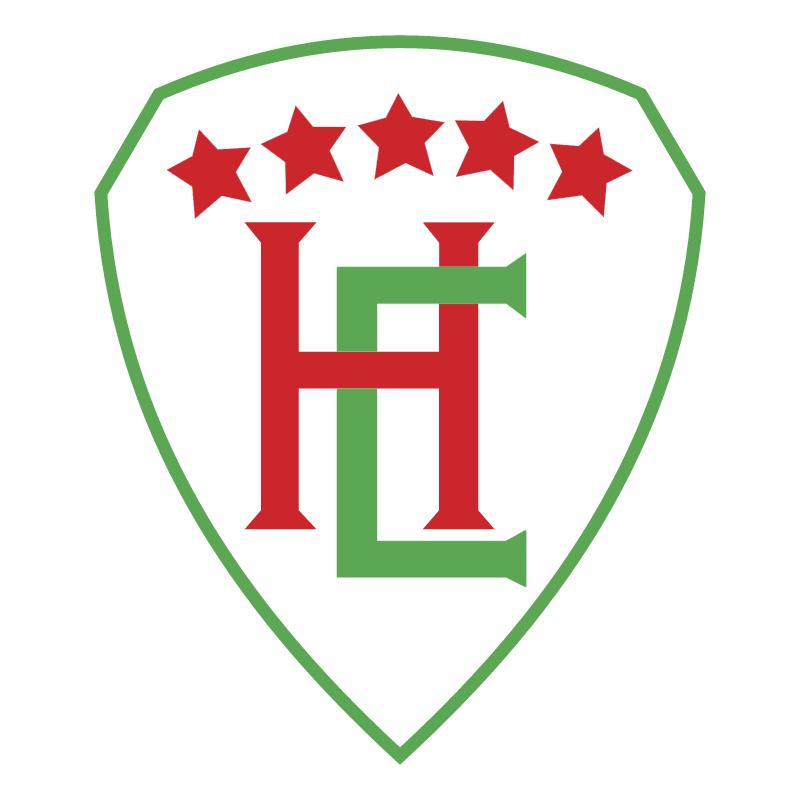 Huracan Clube de Canoas RS vector