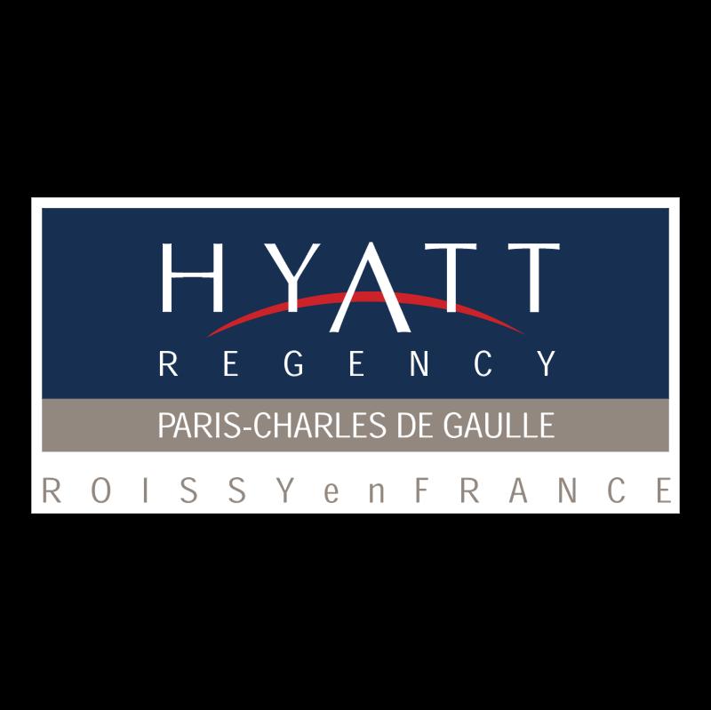 Hyatt Regency Paris vector