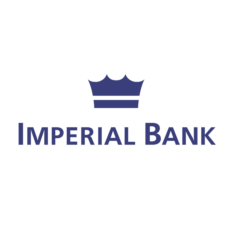 Imperial Bank vector