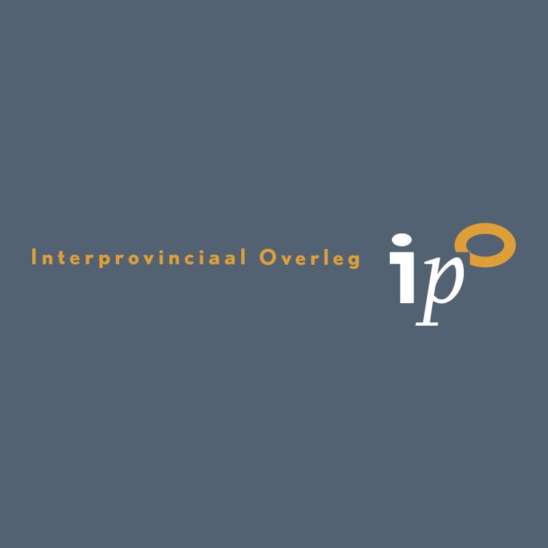 Interprovinciaal Overleg vector