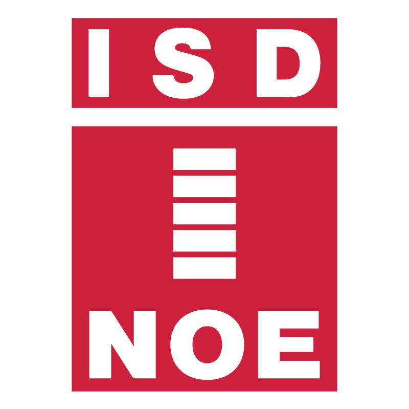 ISDNoe vector logo