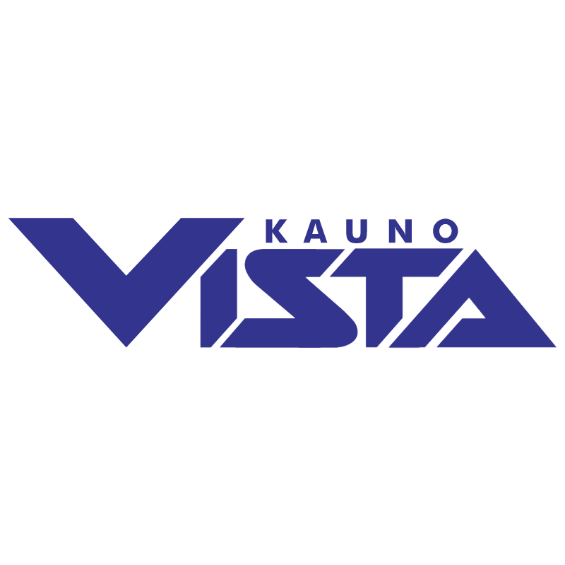 Kauno Vista vector
