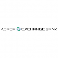Korea Exchange Bank vector