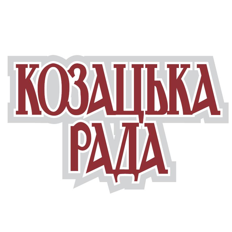 Kozatska Rada vector
