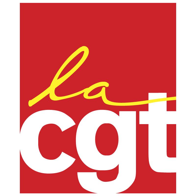 La CGT vector logo