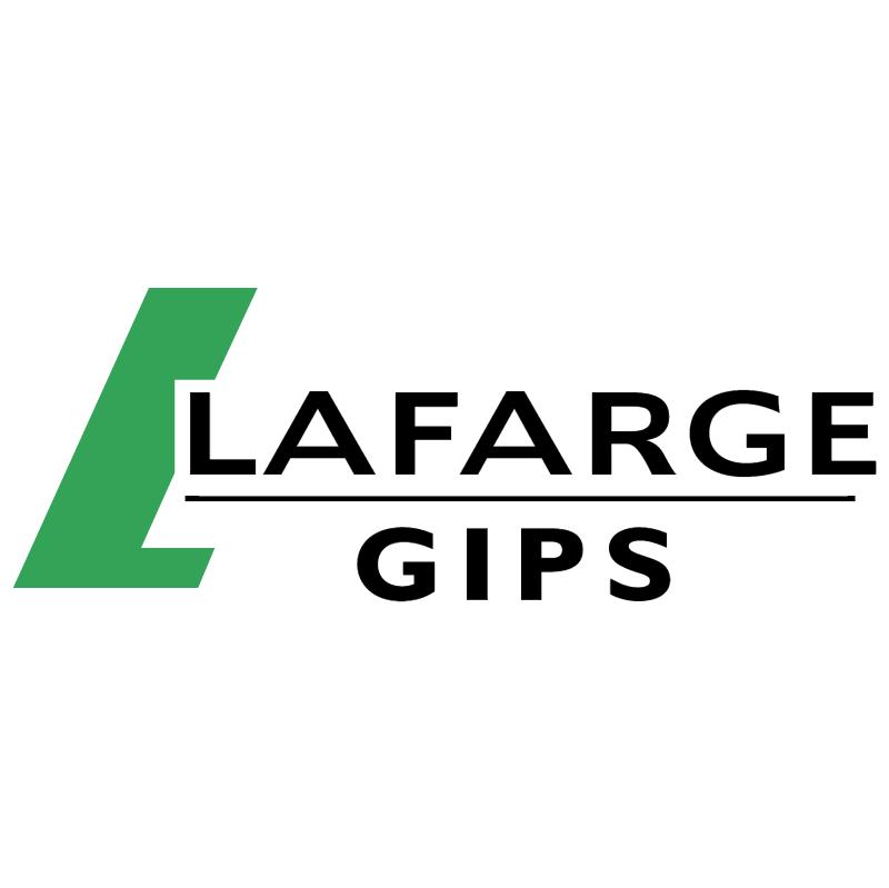 Lafarge Gips vector