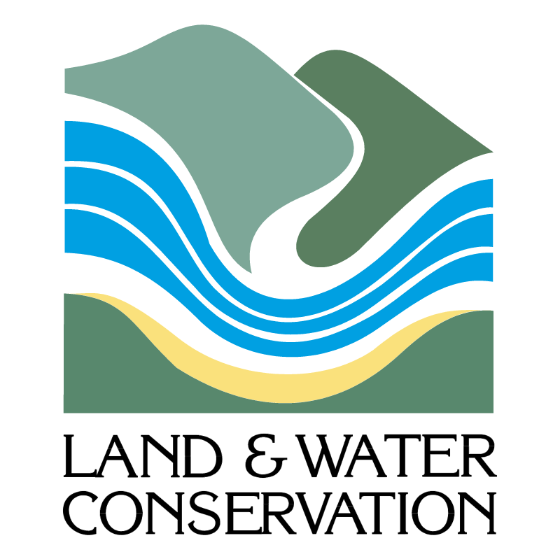 Land and Water Conservation vector logo